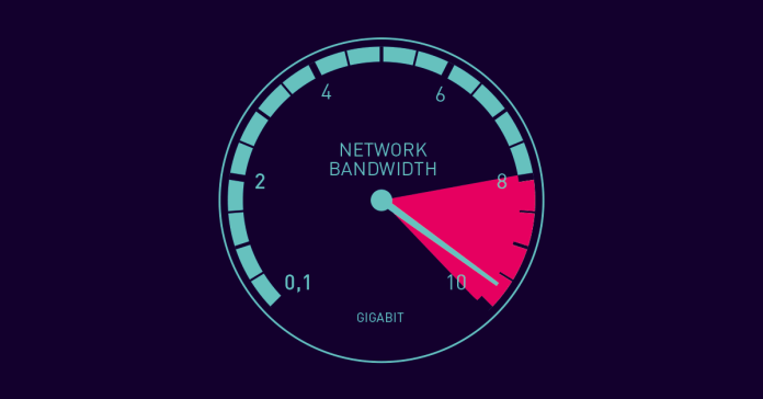If you choose a cheap NBN plan that doesn't have enough bandwidth or volume, you'll end up either getting throttled at the worst times. Courtesy Photo/Paessler AG