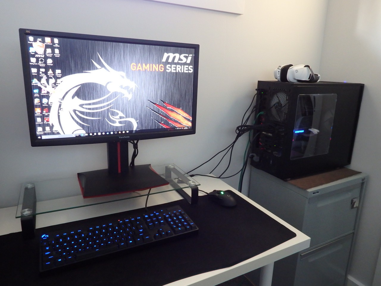 "ViewSonic Brings Value to 24"" Gaming - PC Tech Reviews ..."