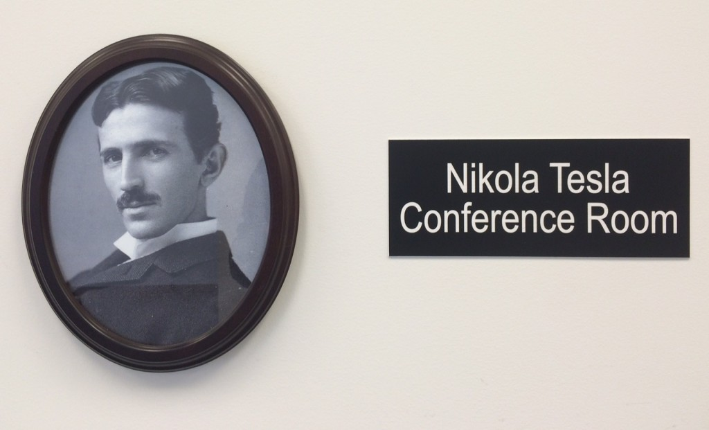 PCTI Tesla Conference Room