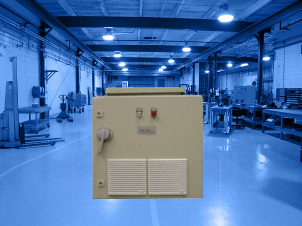 10KVA Frequency Converter