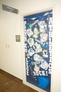 Homecoming Door-Decorating Contest Winners Announced