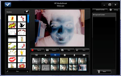 HP MediaSmart/TouchSmart Webcam Drivers Windows