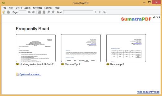 sumatra-pdf