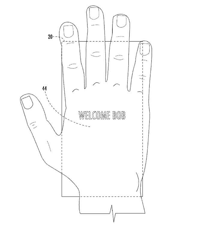 Apple patentirano otključavanje dlana