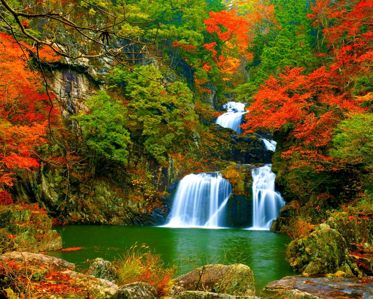 Jog Falls Hd Wallpaper A Term 233 Szet Szeretete Őszi V 237 Zes 233 S 157420 K 233 P