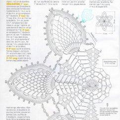 Diagram Crochet Pattern The Lady Or Tiger Plot Carpetas Redondas On Pinterest Doily