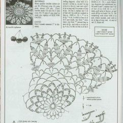 Crochet Doily Patterns With Diagram Two Way Light Switch Wiring Uk 1000 43 Ideas About On Pinterest