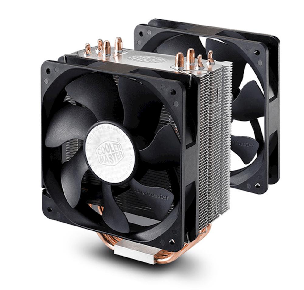 Cooler Master Hyper 212 Plus 120 mm CPU Air Cooler/Cooling Fan (RR-B10-212P-G1)