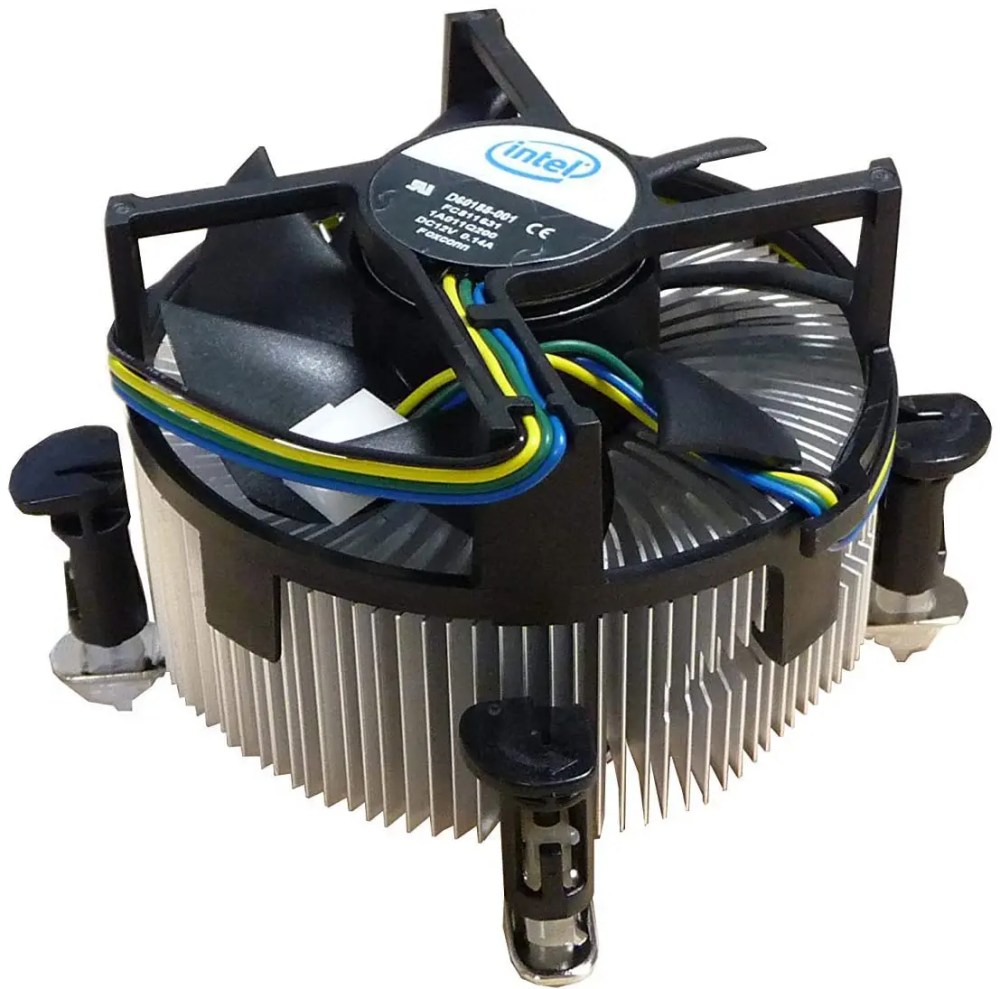Intel D60188-001 CPU Air Cooler/Cooling Fan