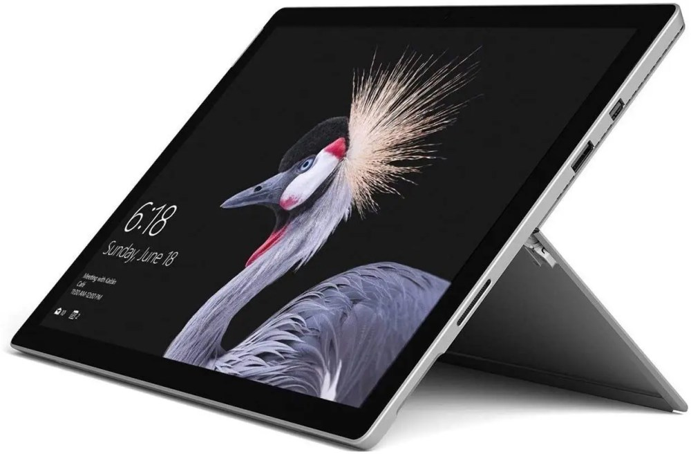 """Microsoft Surface Pro 6 12.3"""" Touchscreen Tablet"""