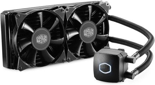 Cooler Master Nepton 280 L All-In-One CPU Liquid Cooler (RL-N28L-20PK-R1)