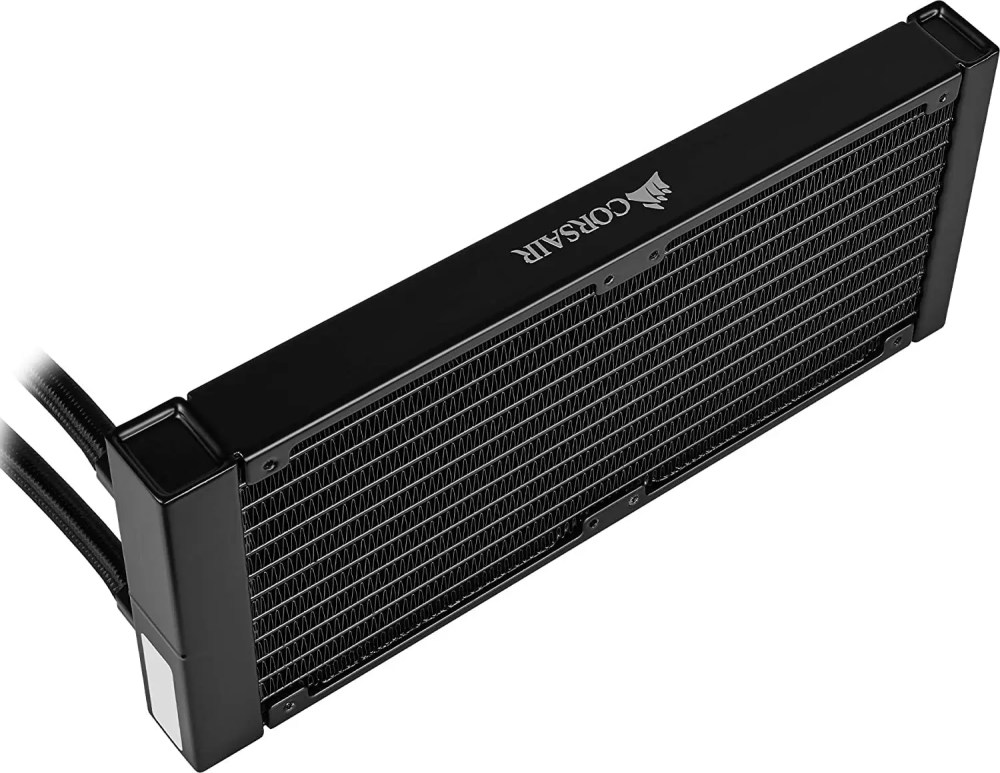 Corsair iCUE H100i RGB PRO XT Liquid CPU Cooler (CW-9060043-WW)