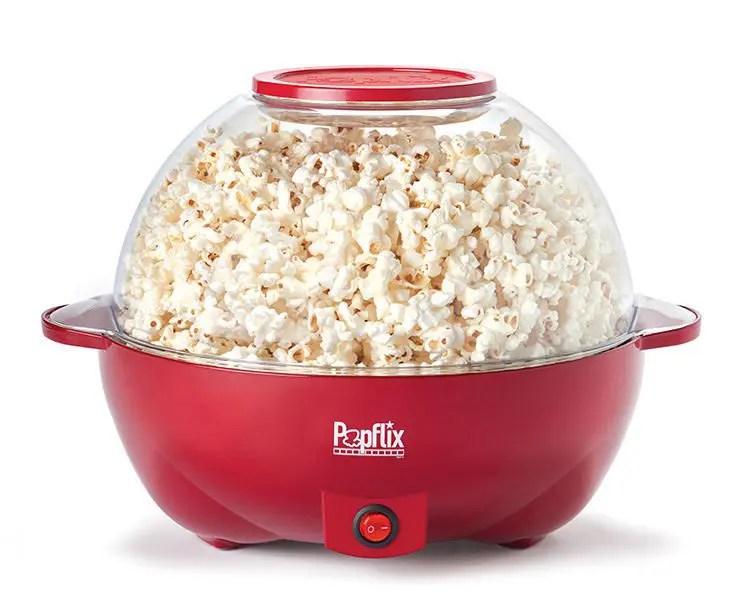 Popflix Cinema-Style Dome Popcorn Popper