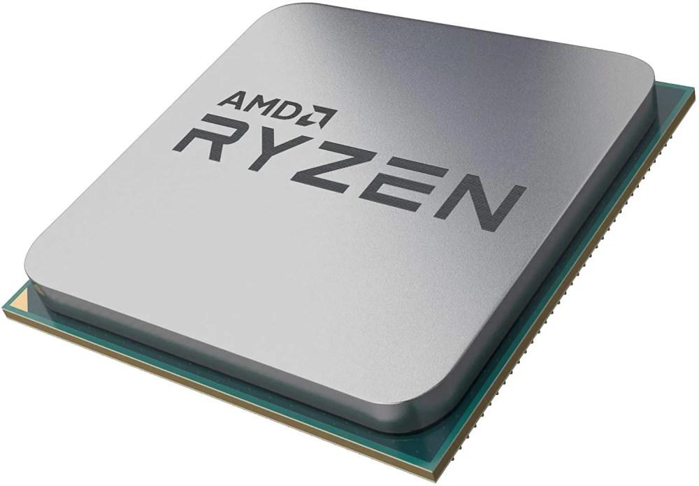 AMD Ryzen 5 3600 Desktop Processor with Wraith Stealth Cooler (100-100000031BOX)