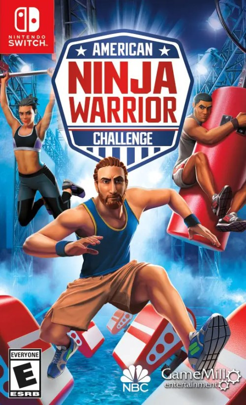 American Ninja Warrior Challenge for Nintendo Switch