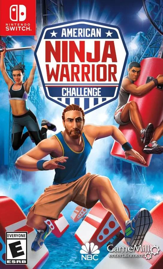 American Ninja Warrior Challenge for Nintendo Switch