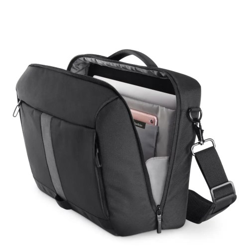 "Belkin Active Pro 15.6"" Laptop Messenger Bag (F8N903btBLK)"