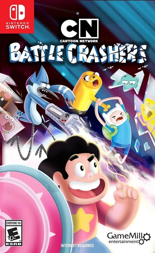 Cartoon Network Battle Crashers for Nintendo Switch