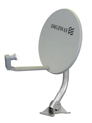 Digiwave Offset Satellite Dish 24""