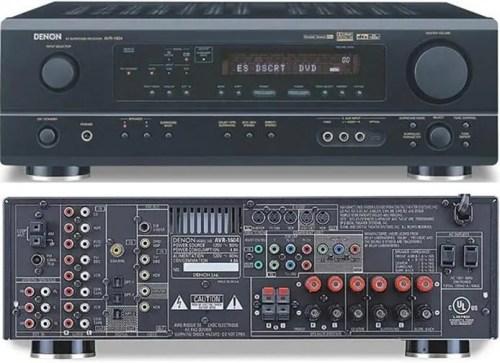 Denon AVR-1604 AV Receiver