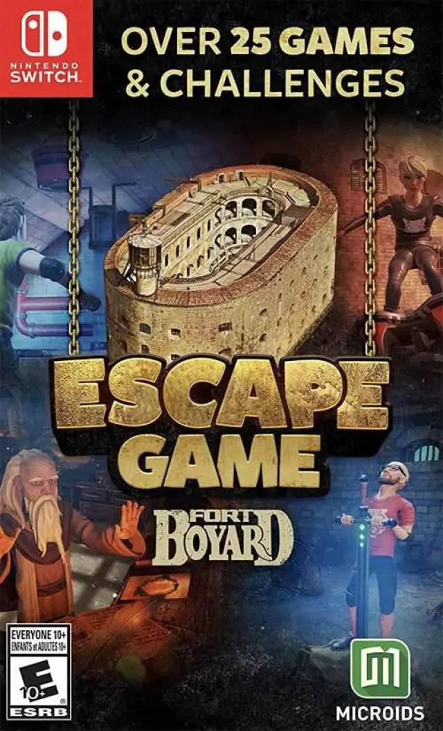 Escape Game: Fort Boyard for Nintendo Switch