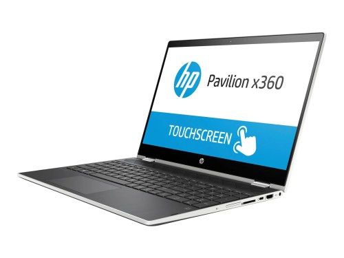 HP Pavilion x360 Convertible Touchscreen Laptop