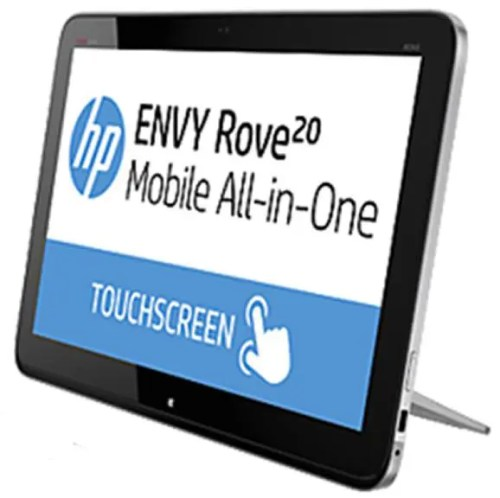 "HP ENVY Rove 20-K014CA 20"" Touchscreen Mobile All-in-One PC"