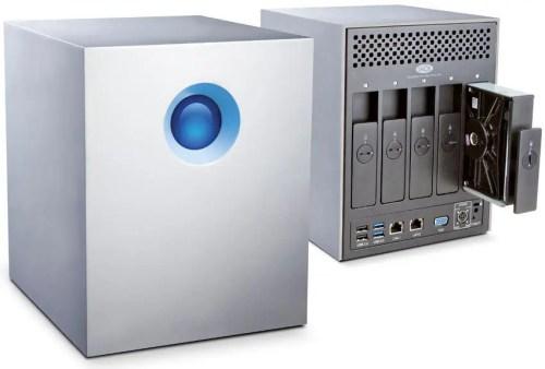 LaCie 5big Network 2 5-Bay RAID Server