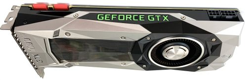 NVIDIA GeForce GTX 1080 Ti Founders Edition 11 GB GDDR5X PCI-E 3.0 x16 SLI Support Graphics Card