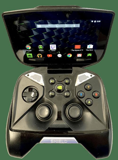 NVIDIA Shield Portable Handheld Gaming System (P2450)