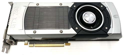 PNY GeForce GTX 780 3 GB 384-Bit GDDR5 PCIe 3.0 G-SYNC SLI Support Video Card (VCGGTX7803XPB) (USED)