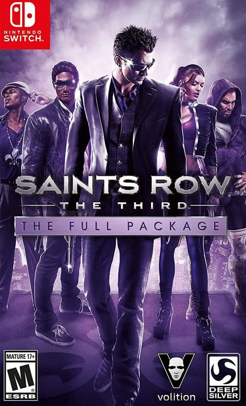Saint's Row The Third: The Full Package for Nintendo Switch