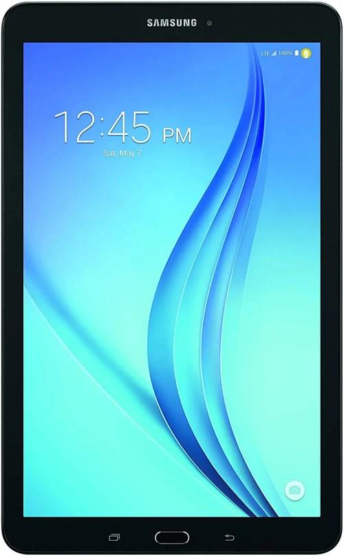"Samsung Galaxy Tab E Wi-Fi+LTE (8"", Unlocked, 16 GB) (SM-T377W)"