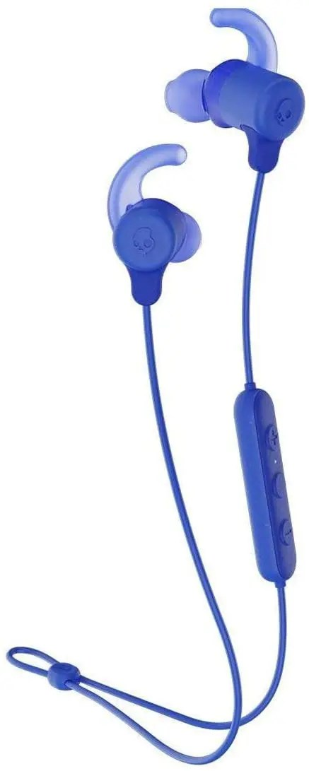 Skullcandy Amplified Active Sound Jib+ Active Wireless Earbuds (Blue)
