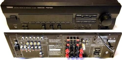 Yamaha R-V503 5.1 Channel Natural Sound Dolby AV Receiver