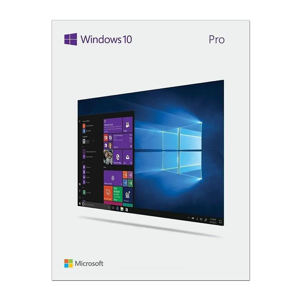 Microsoft Windows 10 Pro Digital Download
