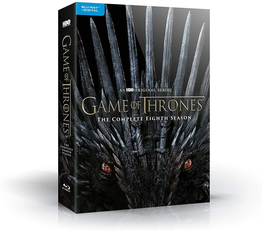 Game of Thrones: The Complete 8th Season Blu-ray + Digital Box Set