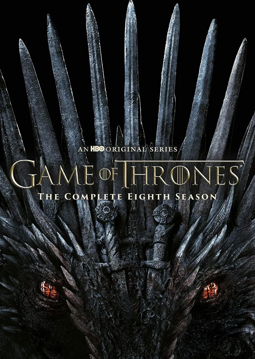 Game of Thrones: The Complete 8th Season DVD Box Set
