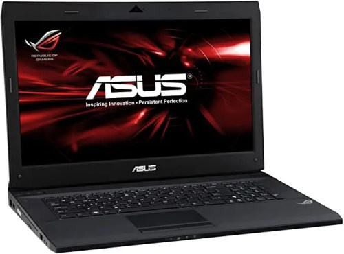 "ASUS ROG G73JW 17.3"" Gaming Notebook"
