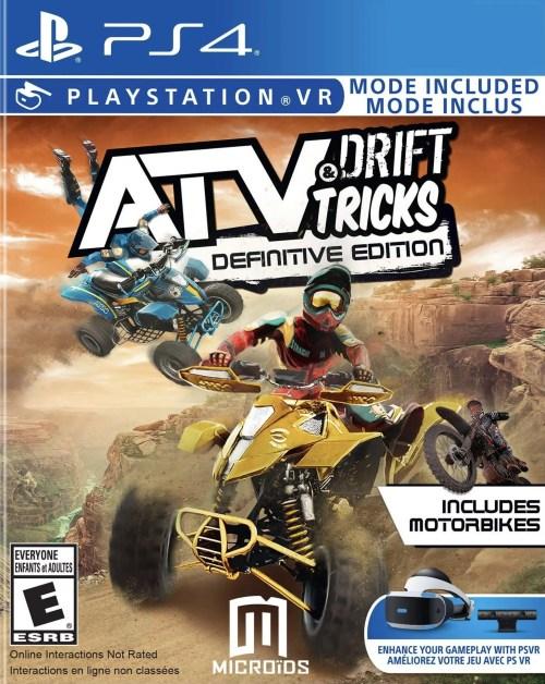 ATV Drift & Tricks (Definitive Edition) for PS4