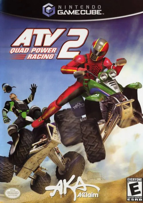 ATV 2: Quad Power Racing for Nintendo GameCube