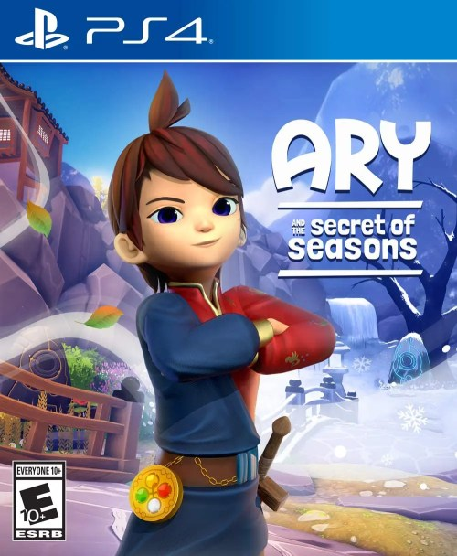 Ary and the Secret of Seasons for PS4