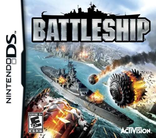 Battleship for Nintendo DS