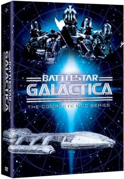 Battlestar Galactica: The Complete Series DVD Box Set