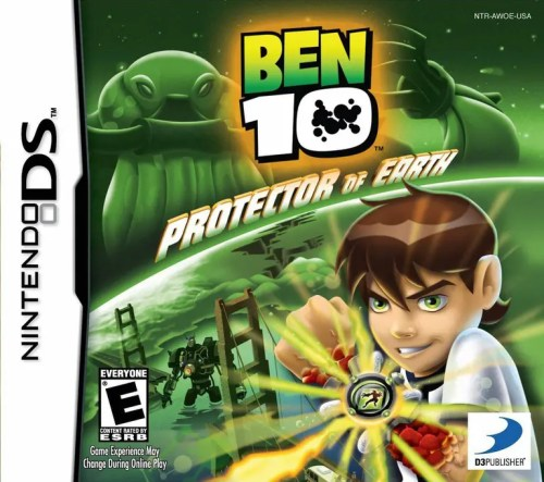 Ben 10: Protector of Earth for Nintendo DS