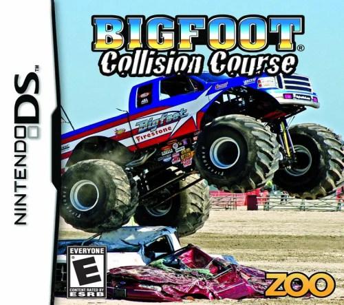 Bigfoot: Collision Course for Nintendo DS