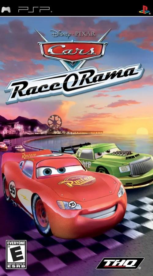 Cars Race-O-Rama for PSP