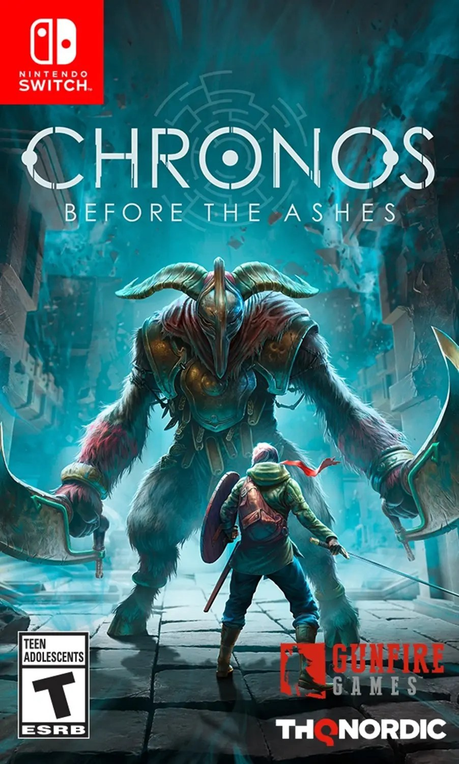 Chronos: Before the Ashes for Nintendo Switch