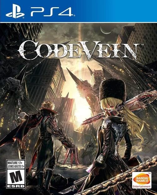 Code Vein for PS4