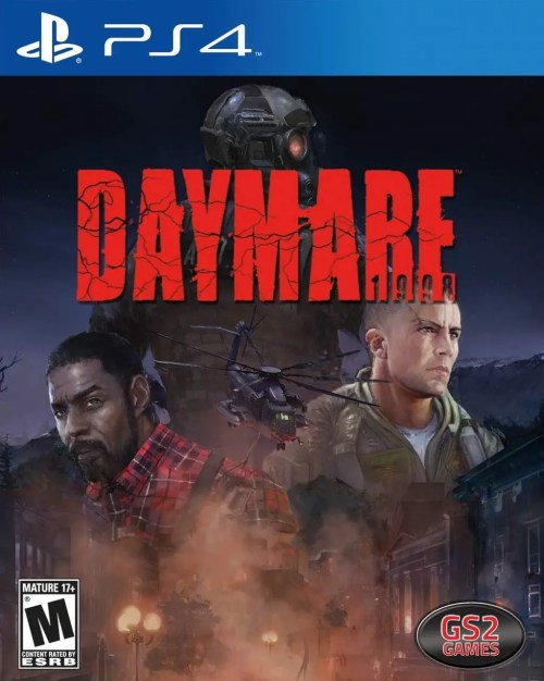 Daymare 1998 for PS4
